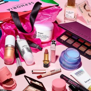 New Arrival! Winter & Christmas products Valued sets @ Sephora