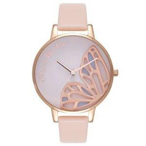 Olivia Burton蝴蝶手表