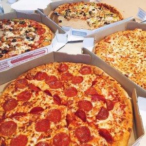 满£25享75折优惠Domino's Pizza 披萨鸡翅等限时满额促销