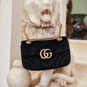 低至7折 收经典网红款Gucci 精选美包,美鞋热卖