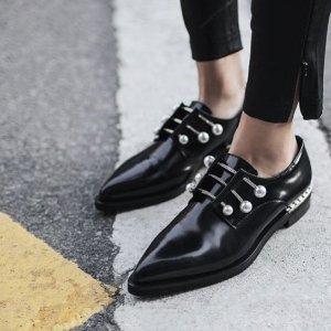 无门槛8.8折 幂幂最爱的鞋Coliac 全系列珍珠美鞋热卖