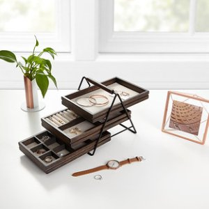 Umbra Terrace Jewelry Organizer   The Container Store