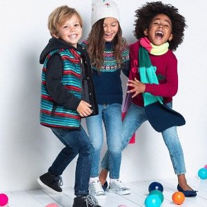 50% Off+extra 25% Off+FSKids Clothing New Looks Sale @ Gymboree