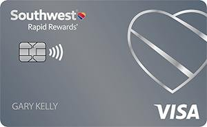 Earn up to 80,000 points.Southwest Rapid Rewards® Plus Credit Card