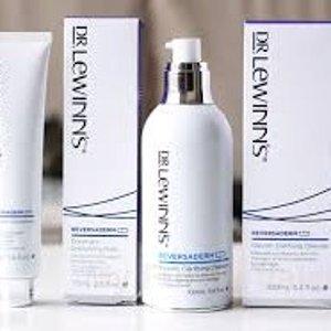 低至3.3折 + 额外9折Dr Lewinn's 全线护肤品热卖 高级护肤品牌