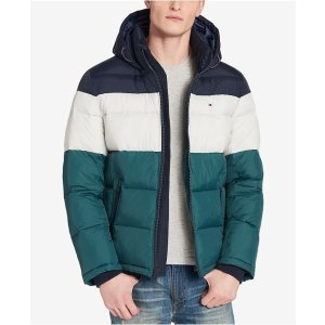 459ccca1 Tommy HilfigerMen's Quilted Puffer Jacket, Created for Macy's. $78.74  $225.00. Tommy Hilfiger Men's ...