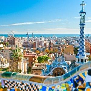 $699起  搭乘欧洲高铁头等舱8天巴黎+巴塞罗那旅行 含机票+酒店
