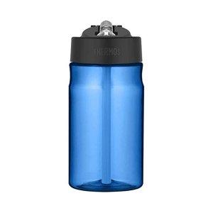 Thermos水瓶(带吸管)-蓝色