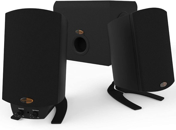ProMedia 2.1 THX Certified Computer Speaker System (Black)
