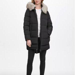 低至2.5折 CK泰迪大衣$75限今天:Macys 冬季服饰闪促 Tommy 保暖外套$37,封面款$68