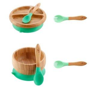 Avanchy竹制餐具套装