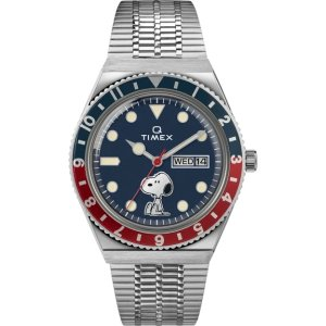 Timexx 史努比合作款 38mm 手表