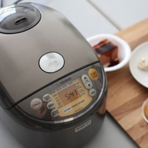 10 Cup $165Today Only: Zojirushi Rice Cooker Sale