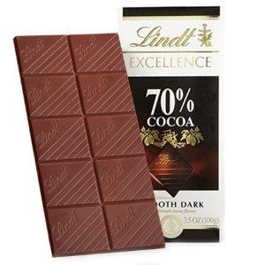 Lindt70% Cocoa EXCELLENCE Bar (3.5 oz)