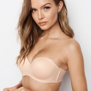 2dcc85abdf9ee Strapless Bra - Body by Victoria - Victoria s Secret