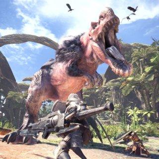 《怪物猎人:世界》众测丨朋友,一起来狩猎吧!