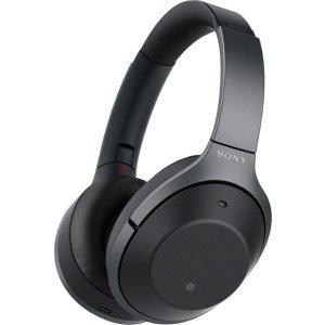 $199.99 (原价$349.99)Sony 1000XM2 二代无线主动降噪耳机