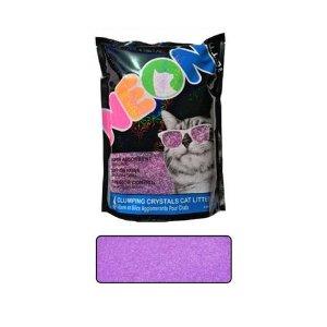 Neon LitterNEON Cat Litter Purple
