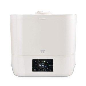 闪购:TaoTronics 超声波冷雾加湿器 4升大容量 顶部加水