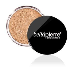 Bellapierre矿物粉底SPF 15 - Latte