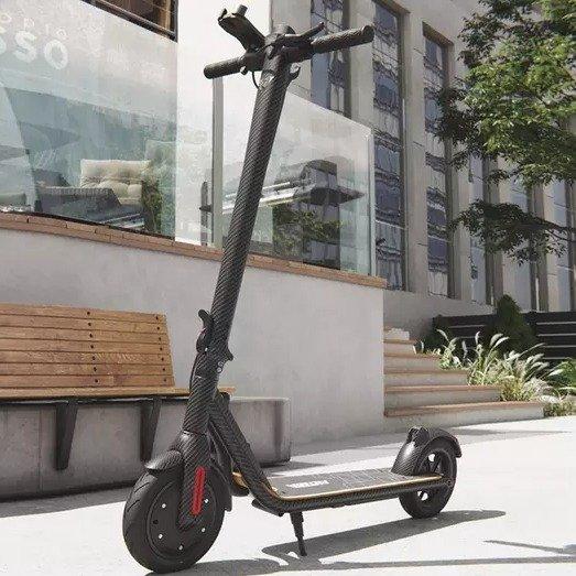 Viron 700PRO 电动滑板车 碳纤维色