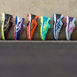 $75.55包邮 (原价$159.95)ASICS Gel Kayano 23 男女款慢跑鞋