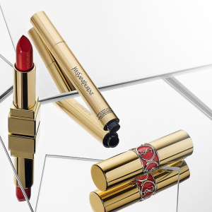 $230YSL Lip Showroom Vault Ten-Piece Set