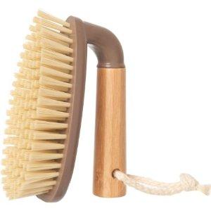Bamboo Naturals Greenery Heavy-Duty Scrub Brush