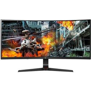 LGUltragear 34GL750-B 34寸IPS曲面显示器