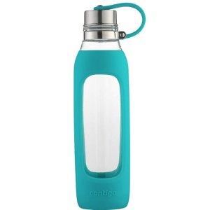 $9.12起(原价$16.99)+包邮Contigo 玻璃制运动水壶 20oz容量