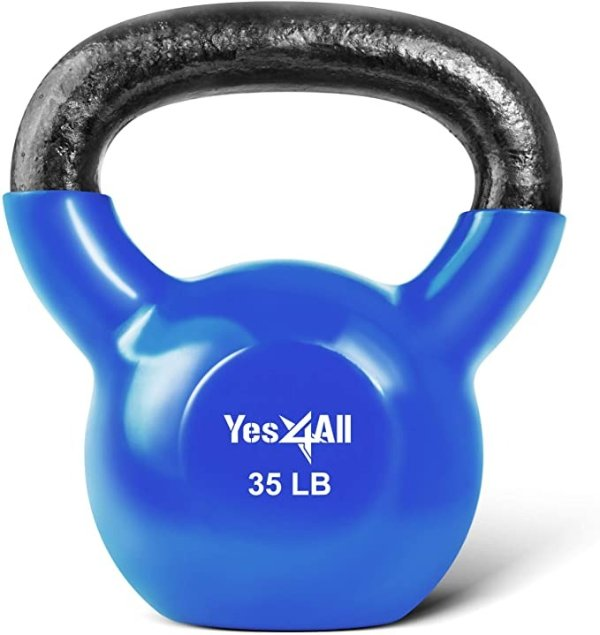 35磅健身壶铃