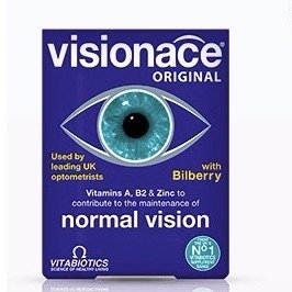 买2送1Visionace 护眼维生素