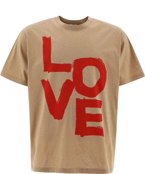 Love字母T恤