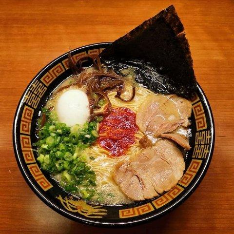 一盒10份 每份仅需€2.15Ichiran Ramen 一蘭拉面新品 正宗日式福冈猪骨浓汤