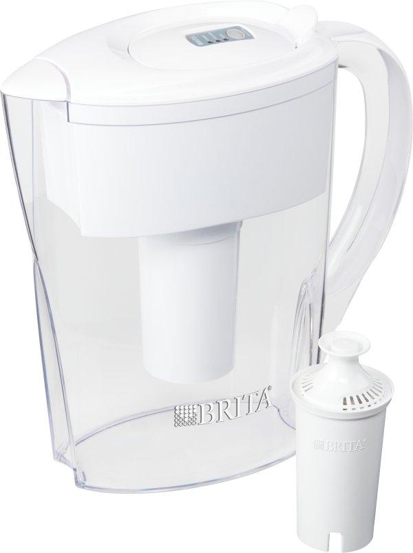 6杯容量滤水壶,带滤芯