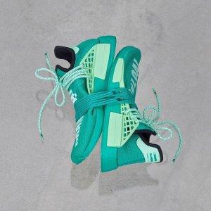 全场5折起 $100收渐变底Adidas官网 NMD系列 球鞋热卖 出行必备 无敌舒适脚感