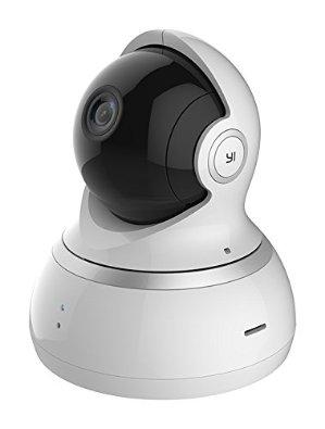 $45.59 包邮小蚁 1080P 无线监控云台摄像机 白色