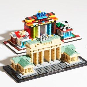 低至8折LEGO 精选城市、好友系列热促