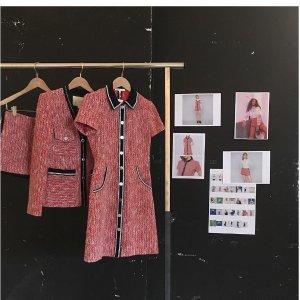 低至4折Maje 温柔连衣裙热卖 满满法式风情 多款学院风小裙子补货
