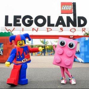现价£26人起(原价£55)LEGO Land 门票热促 乐高铁粉朝圣之地