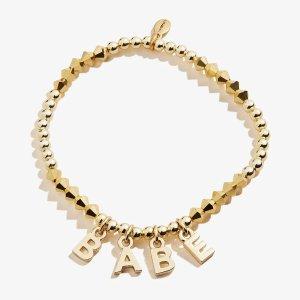 Alex and Ani'Babe' Beaded Stretch Bracelet