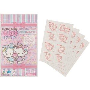 日本制造 凑单必备€3.76起Skater 儿童卡通防虫贴 桉树精油驱虫 Hello Kitty、巧虎图案