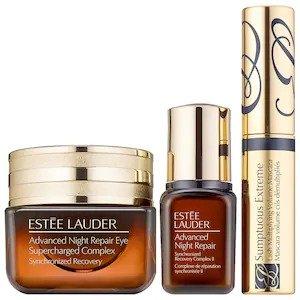 Estee Lauder第2件享7折小棕瓶眼霜套装