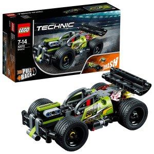 全网最低价史低价:LEGO 42072 机械组 Technic 高速赛车限时热卖