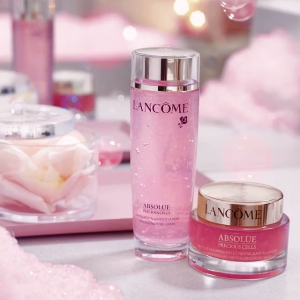 Extended: Enjoy 20% off Sitewide + GWPwith Rose Collection purchase @ Lancôme