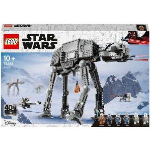 $134.99(原价$159.99) 包邮LEGO 星战新款AT-AT步行机 75288