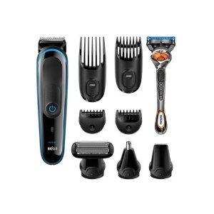Braun 男性美容工具包 毛发修剪器
