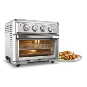 Cuisinart TOA-60 Convection Toaster Oven Air Fryer with Light