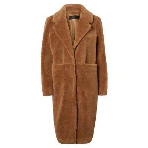 Vero Moda标价按75折计算平价maxmara大衣