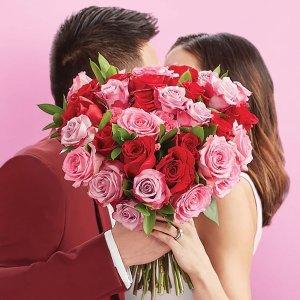 无门槛8.5折最后一天:1800flowers 官网国庆节大促 鲜花特价热卖 当地花店送货